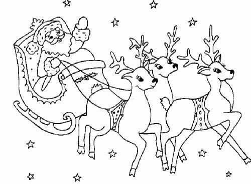 r3 Moş Crăciun cu renii-n zbor [Maria Suharu] Moş Crăciun cu renii-n zbor [Maria Suharu] r3 500x368
