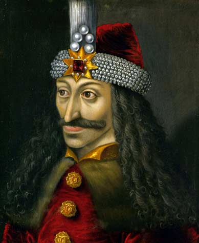 A Myth Revisited – Vlad the Impaler in Glasgow