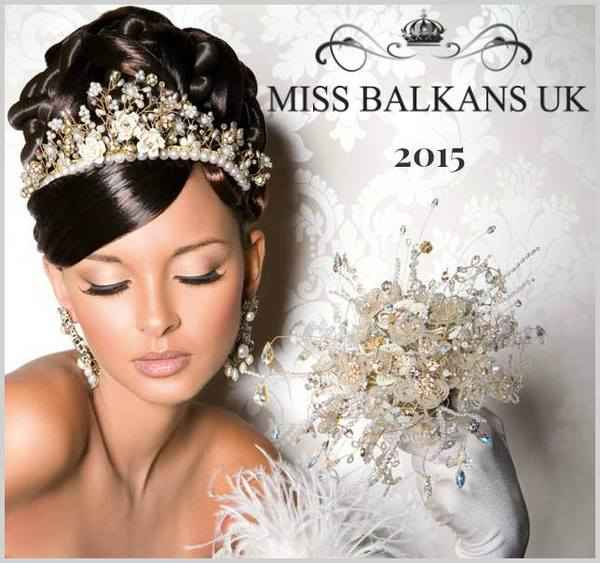 Miss Balkans Uk prezinta Miss Romania