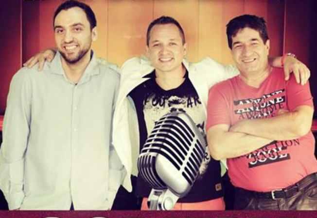 Stand Up Comedy Live cu trupa CNP