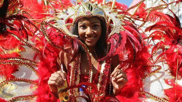 Carnavalul Notting Hill din Londra