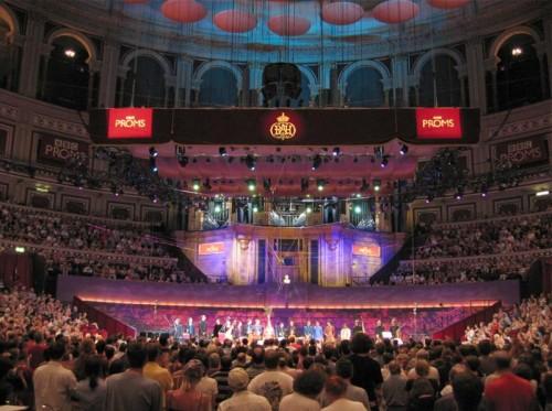 Concerte de promenada BBC Sir Henry Wood de la Londra