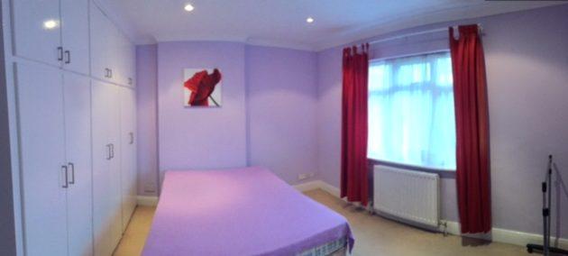 Camera dubla in Hendon £650/luna bilurile incluse libera imediat