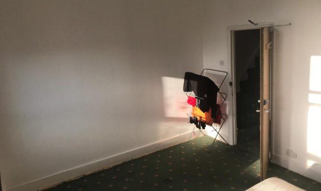 Camera dubla in Walthamstow Central