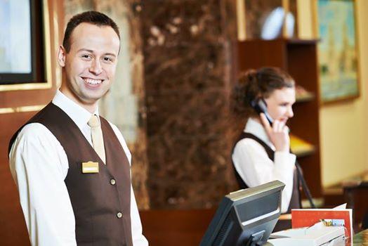 Angajam receptioneri - hotel zona Paddington, Londra