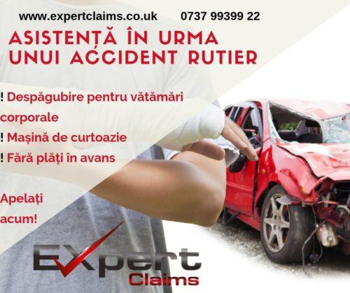 Despăgubire pentru accidente în Europa