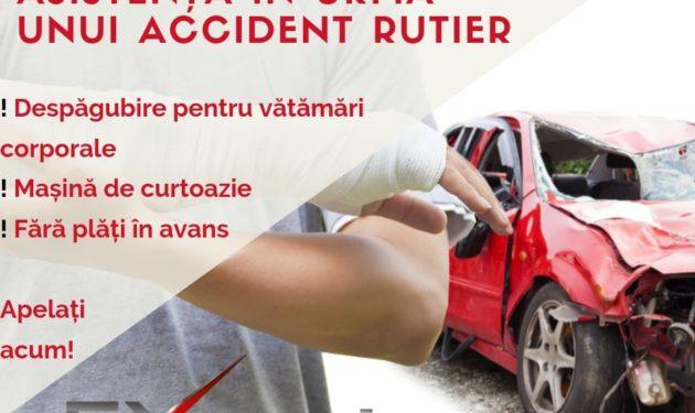 Despagubire pentru accidente